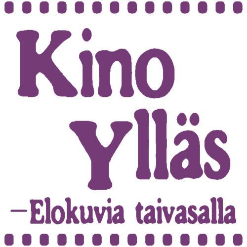 Kino Ylläs logo 2019 (nelio)
